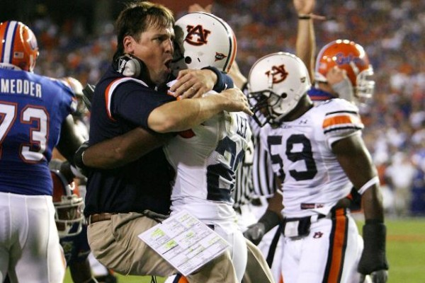 Will Muschamp at Auburn
