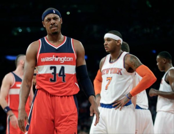 Wizards vs Knicks