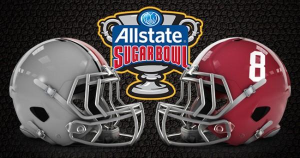 Alabama vs Ohio State