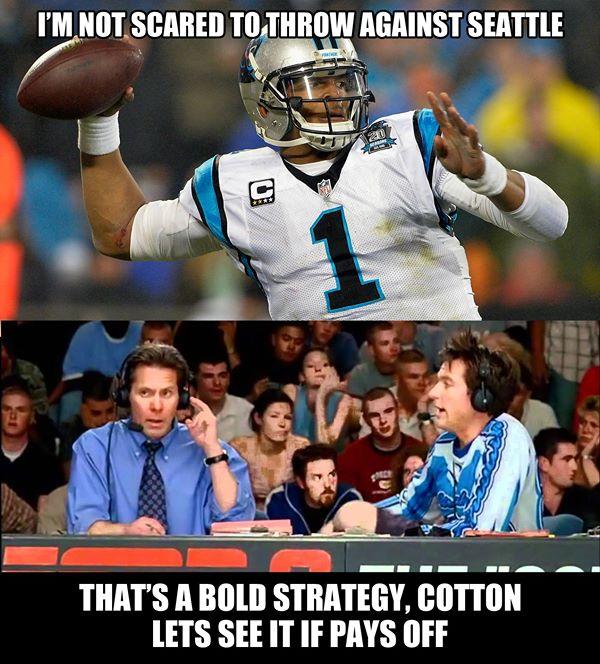 Bold strategy
