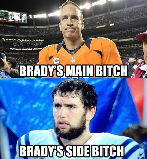 Brady's bitches