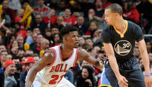 Bulls vs Warriors