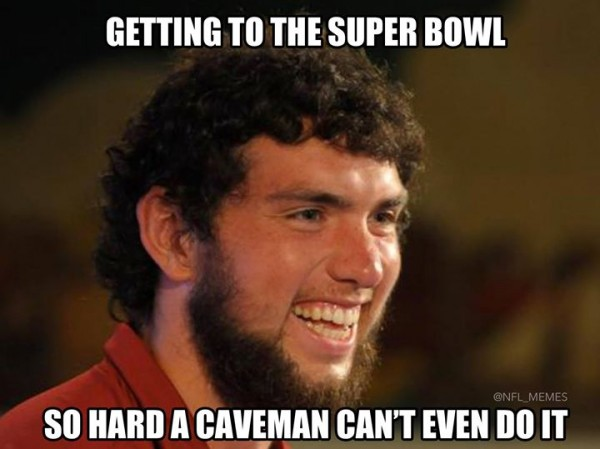Caveman can't do it