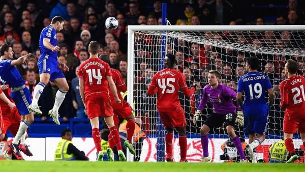 Chelsea beat Liverpool