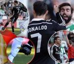 Cristiano Ronaldo Violence