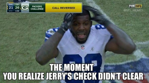 31 Best Memes Of Tony Romo Dez Bryant The Dallas Cowboys