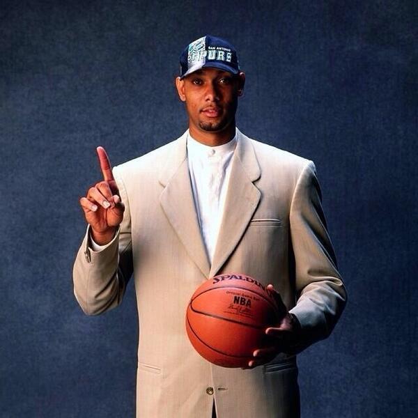 Duncan draft no tie