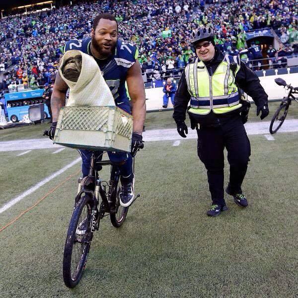 E.T Bike ride