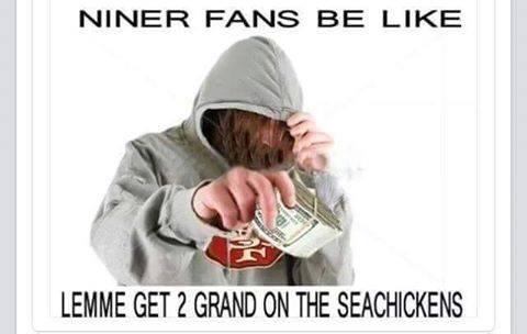 Even Niner Fans