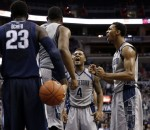 Georgetown beat Villanova
