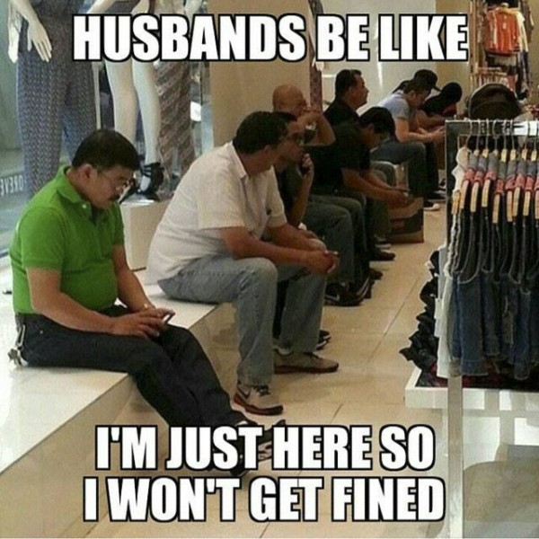 Husbands be like