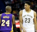 Kobe Bryant, Anthony Davis