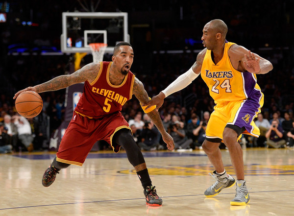 Los Angeles Lakers Jeremy Lin Suffers From Kobe Bryant