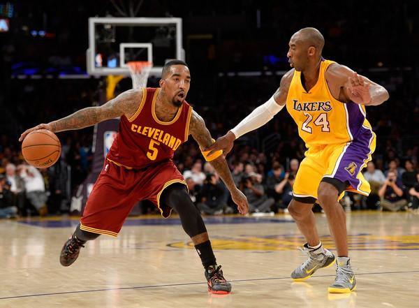 Kobe Bryant, Kyrie Irving