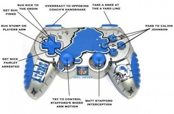 Lions controller