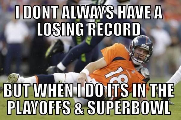 Losing record