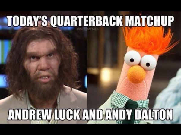 Luck vs Dalton