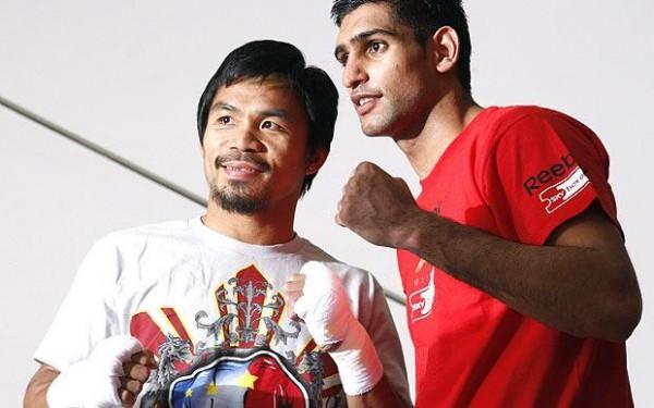 Manny Pacquiao, Amir Khan