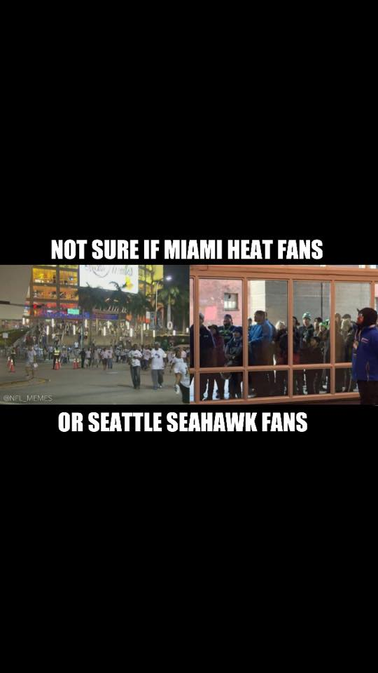 Miami or Seattle