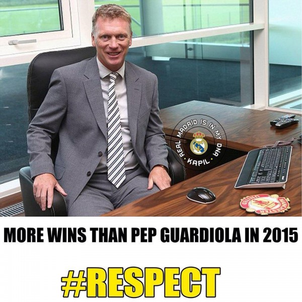 More wins than Guardiola