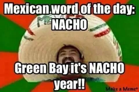 Nacho year