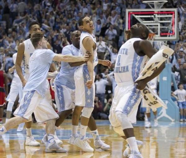 North Carolina beat Louisville