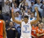 North Carolina beat Syracuse