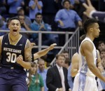 Notre Dame beat North Carolina