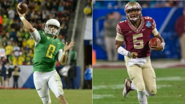 Oregon vs Florida State