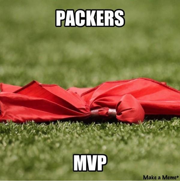 Packers MVP
