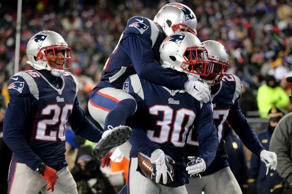 Patriots beat Ravens