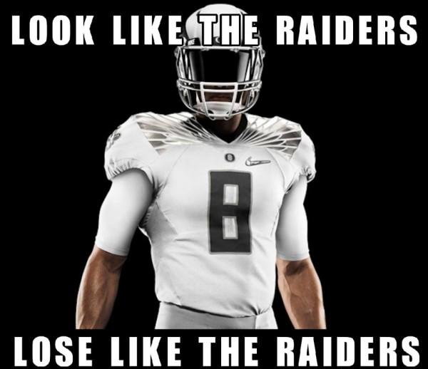 Raiders curse