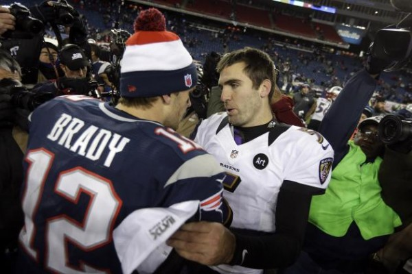Ravens vs Patriots