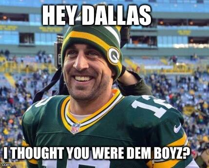 Rodgers question