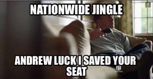 Saved your seat