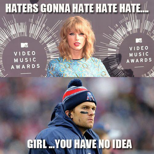 Taylor Swift & Brady