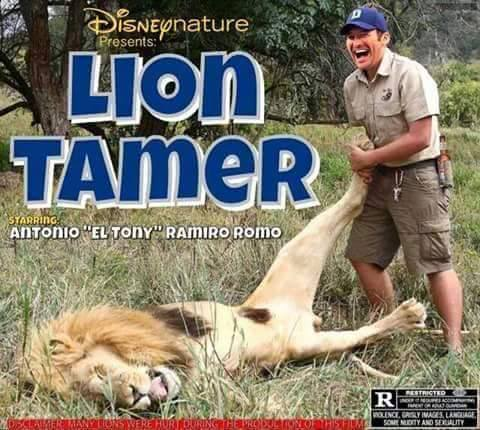 The Lions Tamer