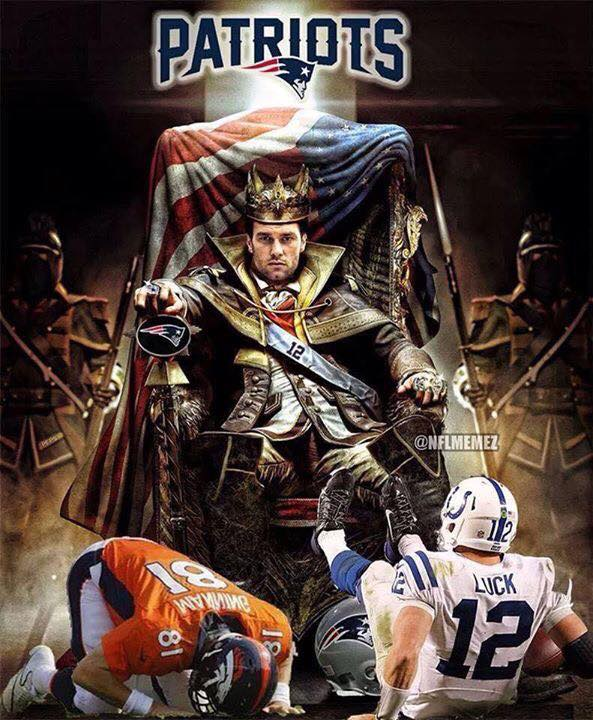 The Pats Throne