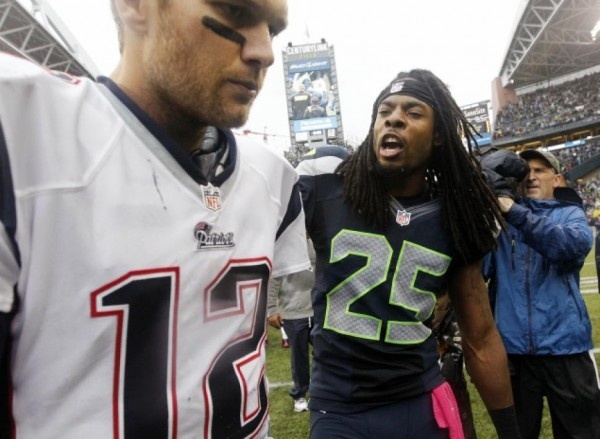 Tom Brady, Richard Sherman
