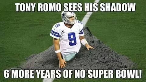 Tony Romo day