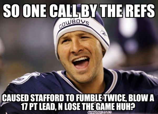 Tony Romo truth