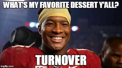 Turnover dessert