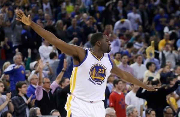 Warriors beat Cavaliers