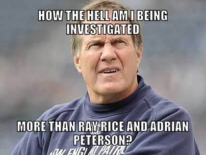 32 Best Memes Of The New England Patriots Allegedly Cheating With