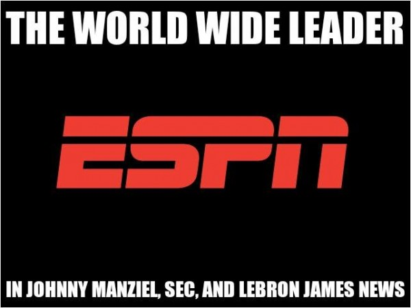 What ESPN is about