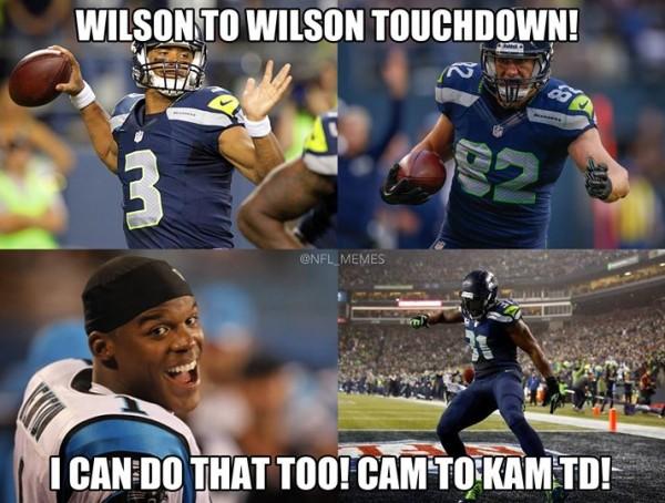 Wilson to Wilson, Newton jealous