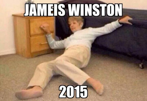 Winston in 2015