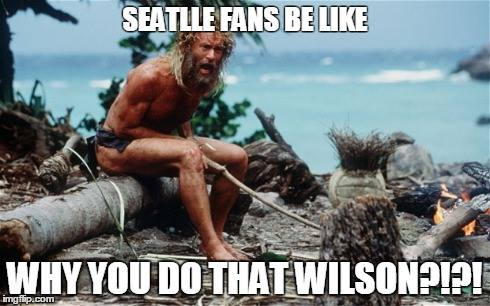 Angry at Wilson