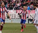 Atletico Madrid beat Real Madrid