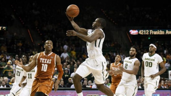 Baylor beat Texas
